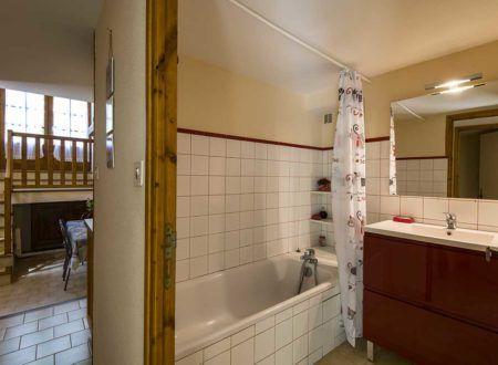 Gîte Le Mazet du Boissin - Salle de bains